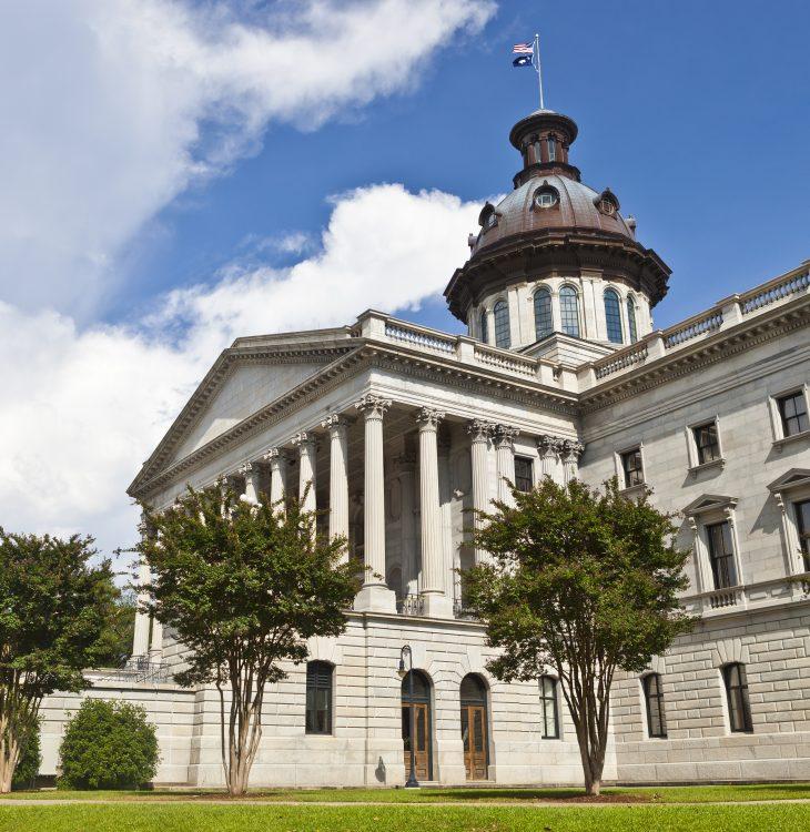 South Carolina Legislative Session Santee Cooper