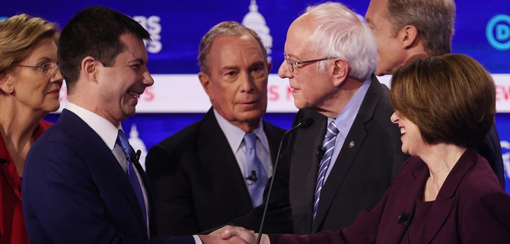 South Carolina Democratic Debate Key Takeaways